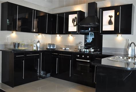 black gloss kitchen ideas black gloss kitchen ideas home mansion