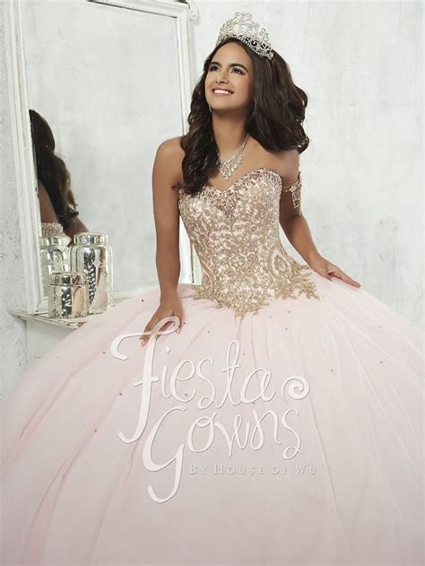 image result  rose gold quinceanera dresses