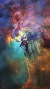 Lagoon, Nebula, 4k, Wallpapers