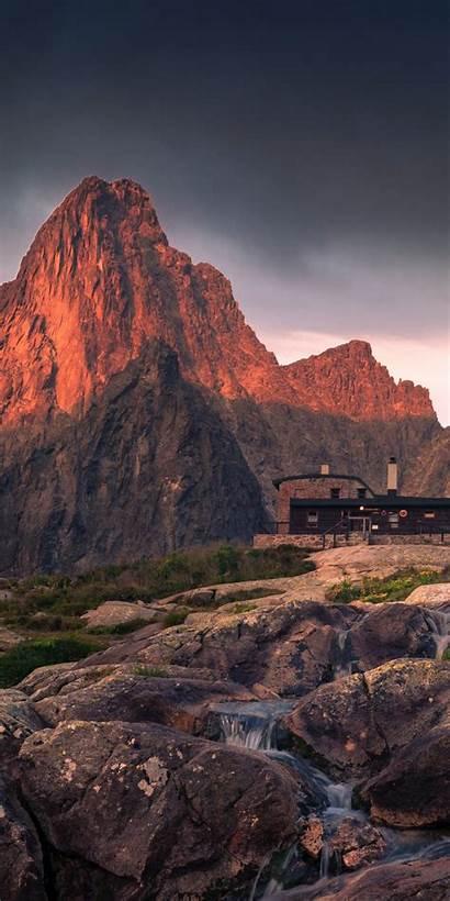 Torrent Nature Rocks Mountains Lite