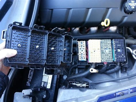 84 Corvette Fuse Box by Harness Fuse Box Connector Corvetteforum Chevrolet