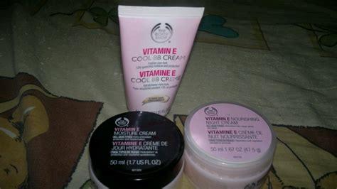 Harga The Shop Wash review produk skin care vitamin e the shop yuzakki s