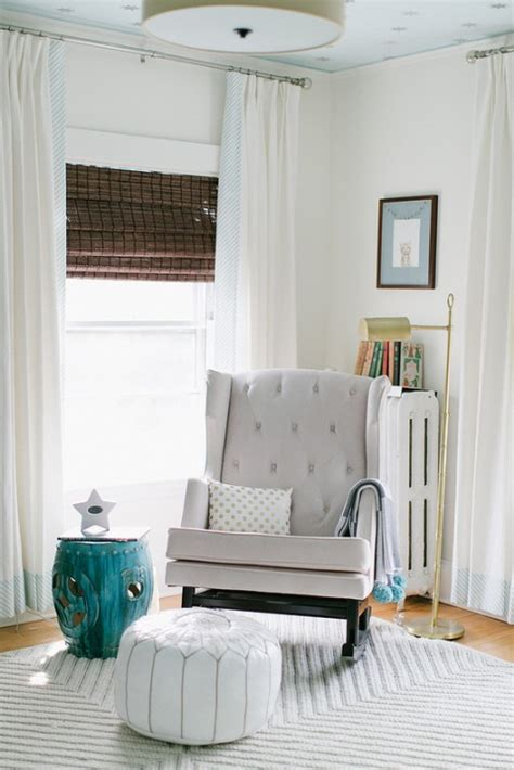 Real Room Tour Reed's Nursery From Honey & Fitz