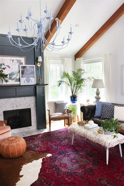 Layered Living Room Reveal Thewhitebuffalostylingcocom