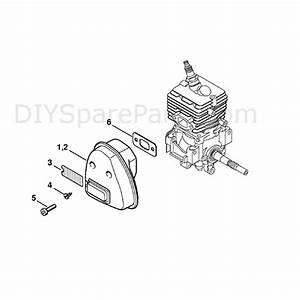 Stihl Fs 40 Brushcutter  Fs40c