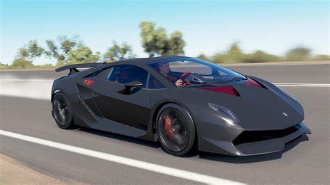 2011 Lamborghini Sesto Elemento