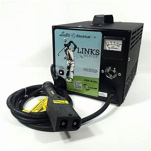Ezgo Golf Cart Battery Charger