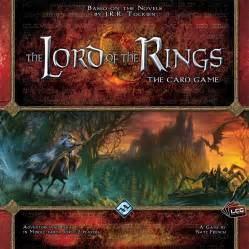 review lord of the rings the card game 171 meepletown