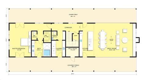 pole barn floor plans  living quarters loft