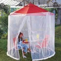 mosquito net patio umbrella