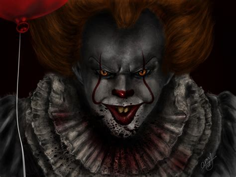 Background Digital Pennywise Clown Pennywise Wallpaper by Pennywise Wallpapers For Iphone Gt Minionswallpaper