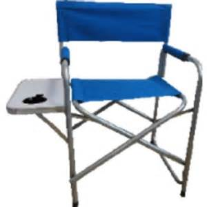 world famous sports directors chair with table walmart com