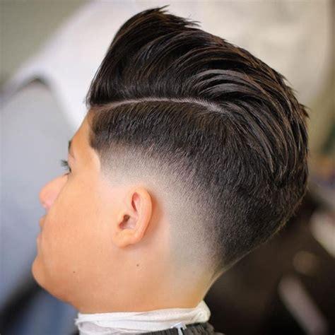 The Drop Fade Haircut   Men's Haircuts   Hairstyles 2017