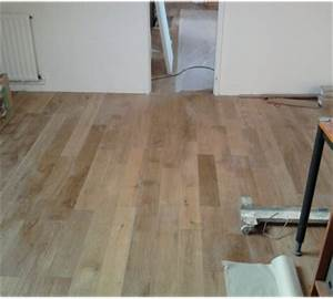 parquet massif parquet flottant philippe tirel With pose parquet massif flottant