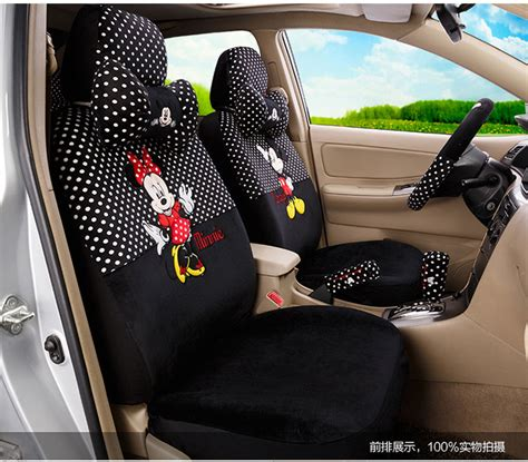 siege lune minnie mickey minnie mouse car seat covers cushion