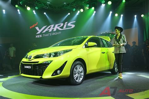 toyota thailand 2018 toyota yaris launched in thailand at a starting price