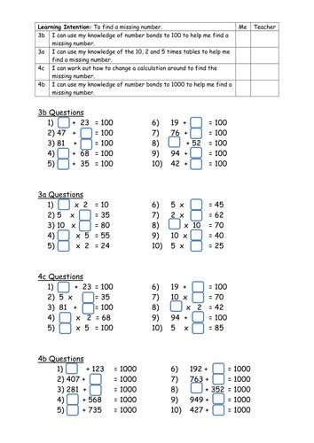 Order Of Operations Worksheets Middle School Math