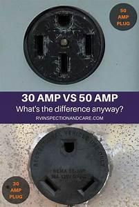 30 Amp Vs 50 Amp Rvs