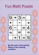 Fun Math Puzzle Fun Math Puzzle Worksheets Fun Math Puzzle Worksheets Magic Square Worksheets 8th Grade Math Interactive Math Worksheet Rounding Numbers Up To 4 Digits Woo Jr