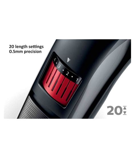 lowest price philips qt cordless trimmer men price