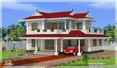 Double Storey Kerala Bhk 2250 Sq Ft