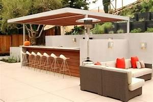 Fabriquer Un Bar : construire un bar exterieur construire un bar exterieur ~ Carolinahurricanesstore.com Idées de Décoration