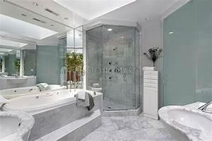 Luxury, Master, Bath, With, Tub