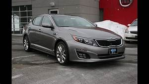 2015 Kia Optima Sxl Turbo Review And Test Drive