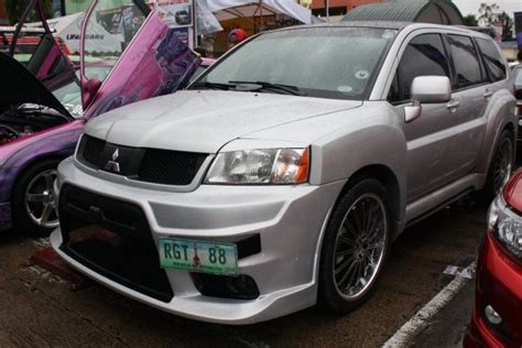 rgt  mitsubishi endeavor specs  modification
