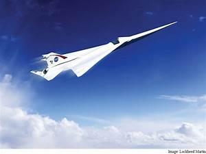 Nasa Unveils Plans to Build Supersonic Passenger Jet ...