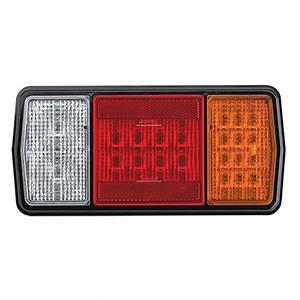 Led Stop  Tail  Turn  U0026 Backup Light  U2013 Model 265