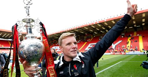 Eddie Howe holding out for Celtic manager job as he turns ...