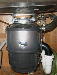 Installing Kitchen Garbage Disposer