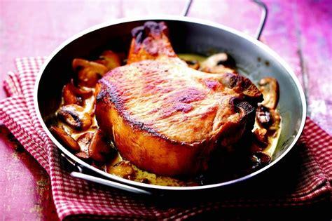 vivolta tv cote cuisine recette côte de cochon rôtie au cidre cuisine et