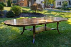 Hand, Crafted, Custom, Handcrafted, Expandable, Dining, Table, By, Pennisi, Fine, Furniture