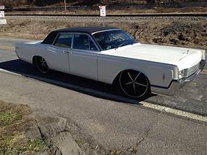 1966 Lincoln Continental On 24s  11 000 Or Best Offer