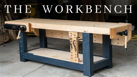 Woodworking Bench by The Woodworking Workbench How To Build The