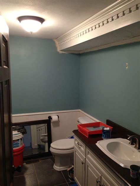 benjamin moore jamestown blue   walls blue paint