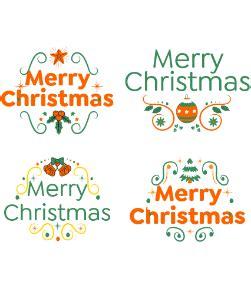 christmas logo maker christmas logo designs