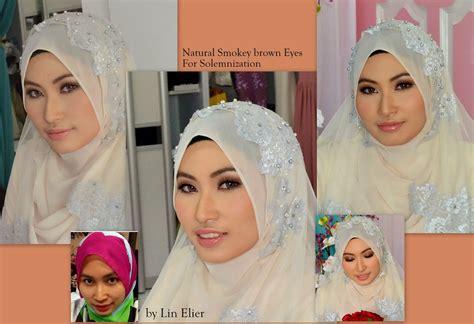 Natural Make Up Artist Lin Elier Beautiful Natural Make Up In Kuala Lumpur Damansara Ain
