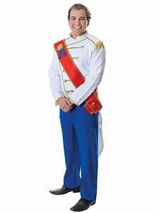 Adult Prince Charming Costume - AC984 - Fancy Dress Ball