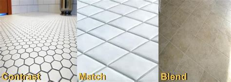 How To Pick Grout Color  Grout Rhino