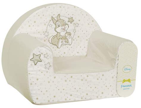 chambre bebe panpan panpan fauteuil blanc de disney baby fauteuils aubert