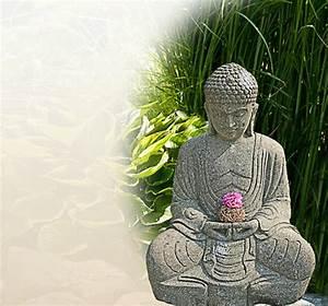 Buddha Figuren Garten Günstig : buddha figur aus stein ~ Bigdaddyawards.com Haus und Dekorationen