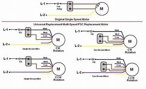 Emerson Electric Motor Wiring Diagram
