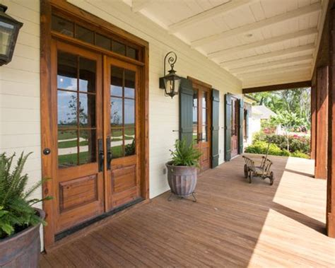 Long Narrow Porch Design Ideas & Remodel Pictures