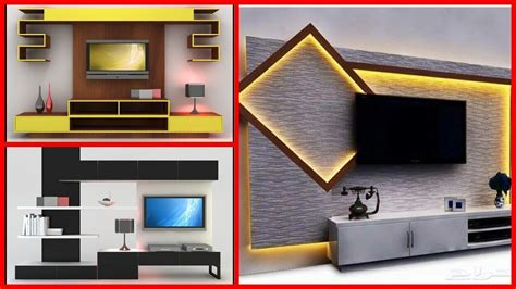 for the living room wall awesome led tv panel designs for your tv lounge