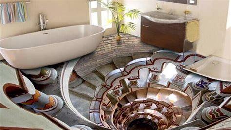 3d bathroom designer 3d bathroom floor designs that will mess with your mind