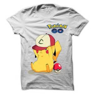 T shirt PokeMon GO
