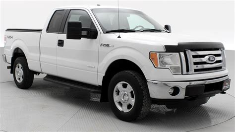 2012 F 150 Xlt by 2012 Ford F 150 Xlt 4wd From Ride Time In Winnipeg Mb